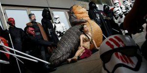 Star Wars fan club in Thailand