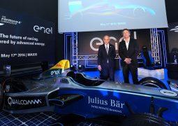 Enel y Fórmula E
