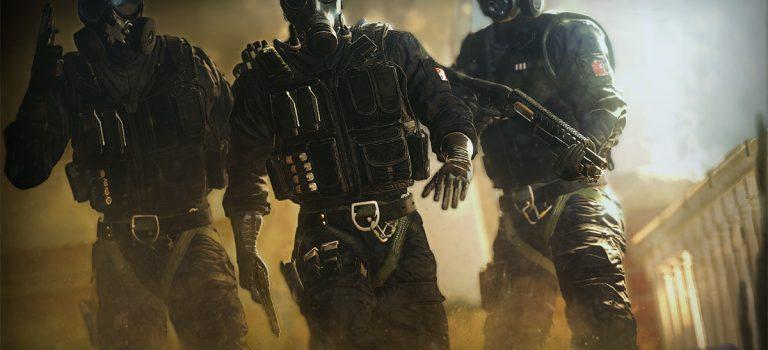 Desde hoy está disponible la segunda actualización de Rainbow Six Siege