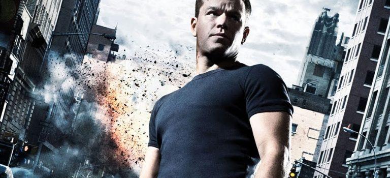 Este mes de julio, Matt Damon regresa como Jason Bourne
