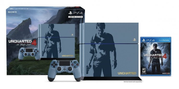 Uncharted 4 PS4 Edition