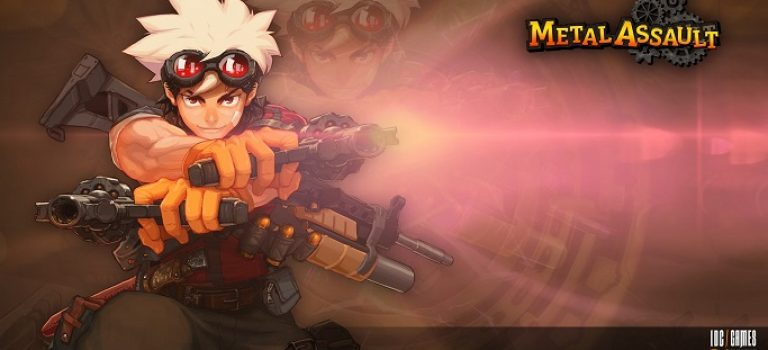 Metal Assault, un shooter en 2D te invita a probar su fase beta abierta
