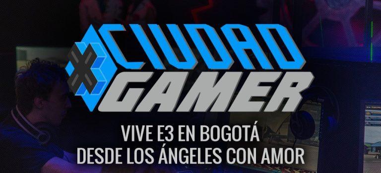 Por segunda vez Ciudad Gamer en Bogotá gracias a ENTER.CO