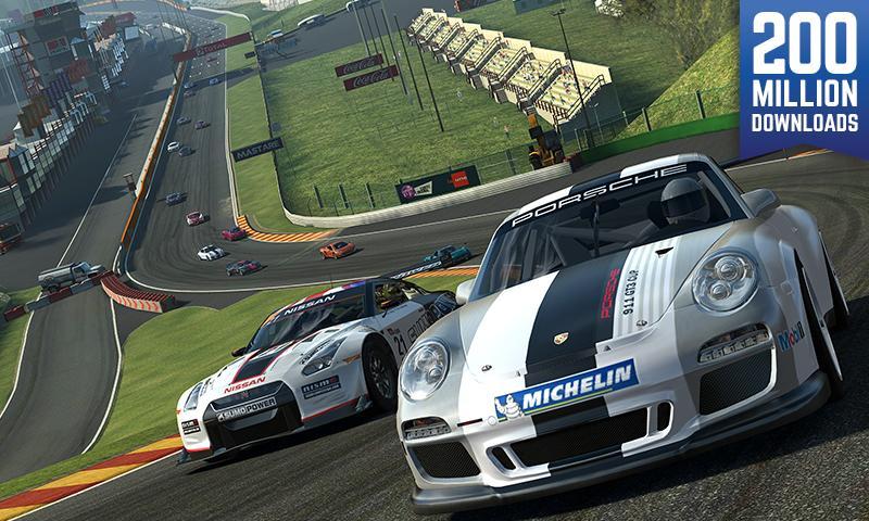 Real Racing 3-1 gamers on