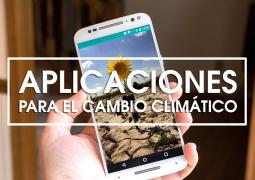 aplicaciones  para el cambio climático gamers on