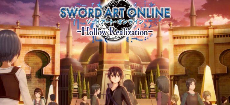 Edición Especial de Colección de SWORD ART ONLINE: Hollow Realization
