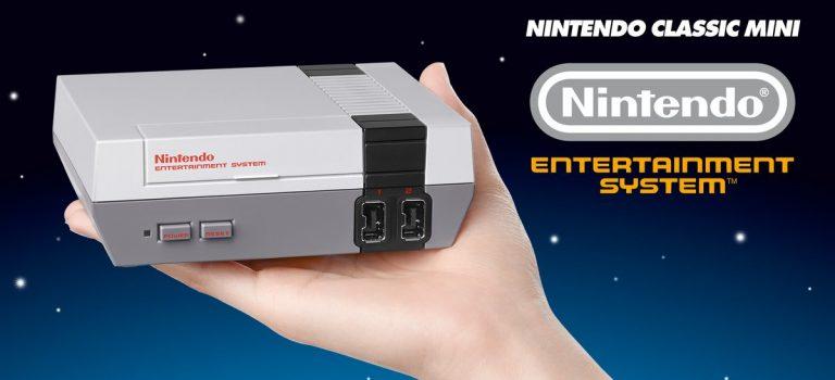 Nintendo Inmortaliza al NES
