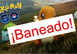 pokemon go baneado