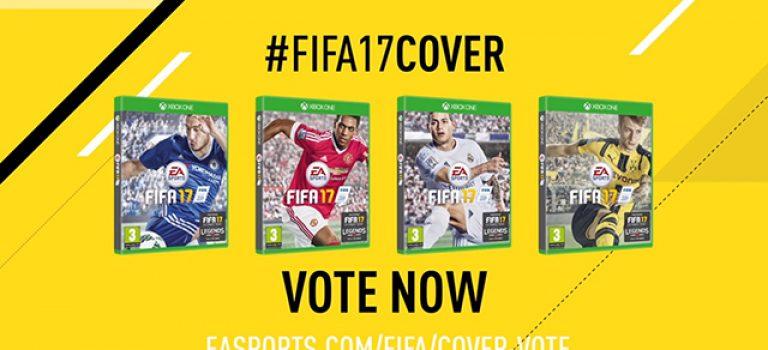 Puedes votar ya por la portada de FIFA17