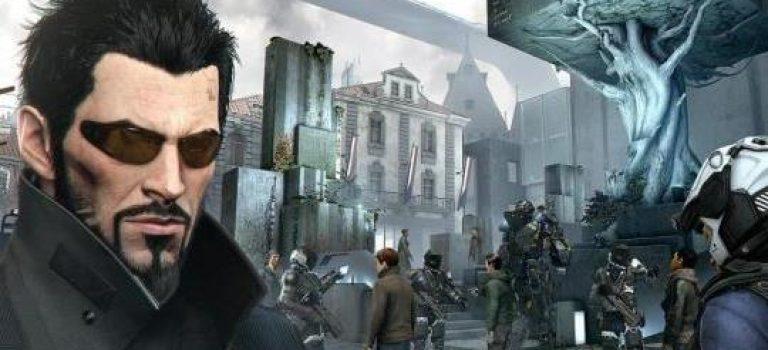 Reveal Trailer de Deus Ex GO