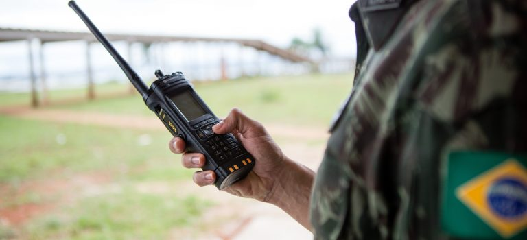 Juegos olímpicos y seguridad: un nuevo reto para Motorola