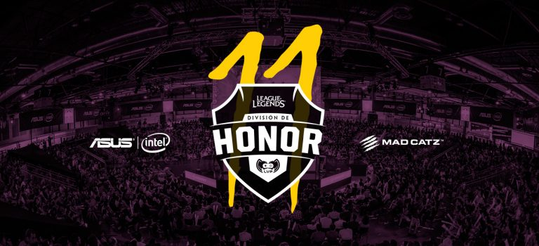 Arranca la temporada 11 de la División de Honor de League of Legends de la LVP