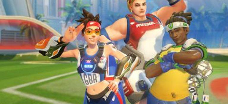 Bienvenidos a los Juegos Olímpicos de OVERWATCH