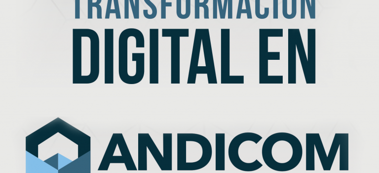 Transformación digital en ANDICOM