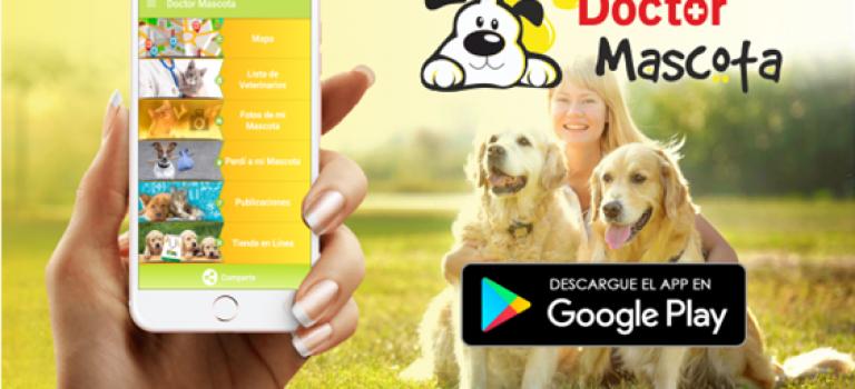 'Doctor Mascota', una App que geo localiza el veterinario o tienda de mascotas más cercano