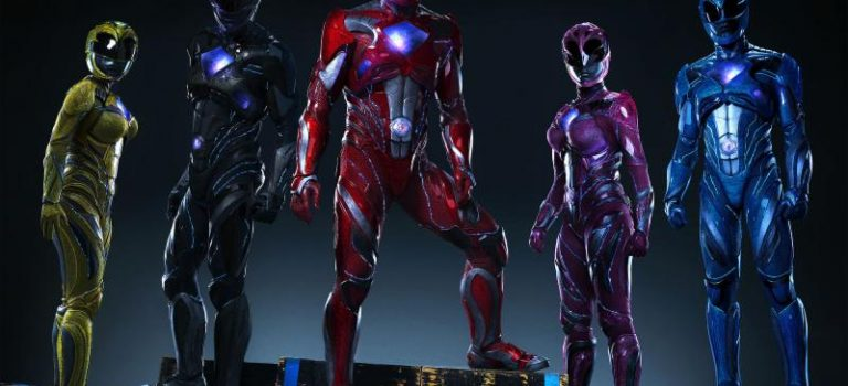El trailer de Power Rangers ha llegado