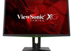 ViewSonic lanza al mercado monitor de gaming de 165Hz y tecnología NVIDIA G-SYNC™