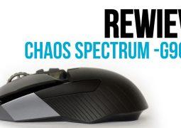Mouse G900 Chaos Spectrum – Logitech