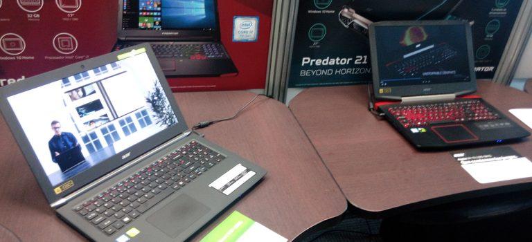 Acer presenta lo más innovador de su portafolio de productos en Colombia