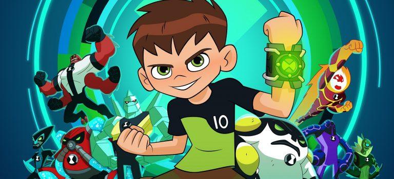Hoy no te pierdas el estreno de la nueva serie Ben 10 en Cartoon Network