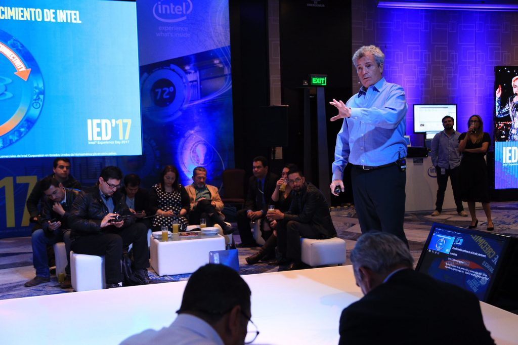 Intel Experience Day 2