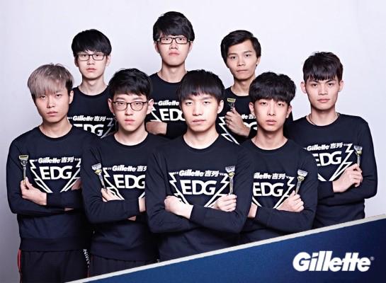 Gillette _EDG