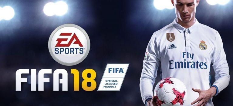 CRISTIANO RONALDO SERA  LA PORTADA  GLOBAL DE FIFA 18