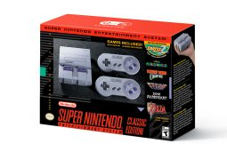 SNES Mini Box