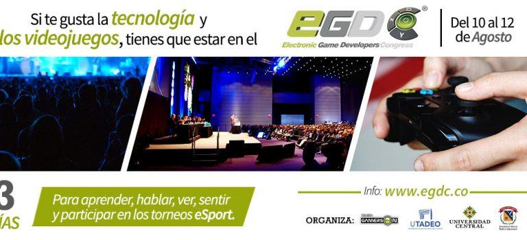 La industria de los videojuegos se toma el centro de Bogotá con el EGDC