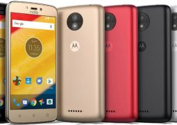 Motorola lanza nuevos equipos MotoC, Moto C Plus y Moto E4Plus