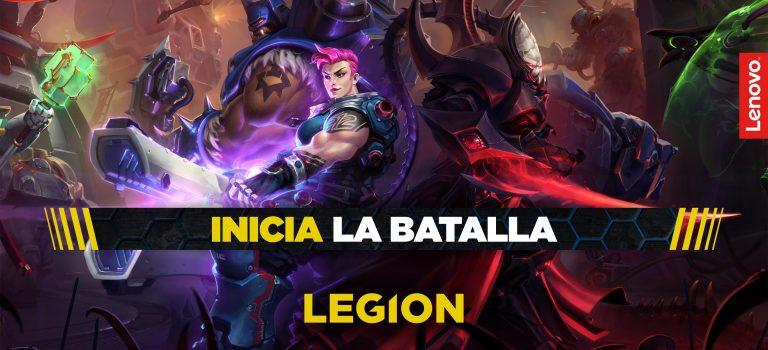 ¡Inicia el campeonato de Heroes of the Storm de Lenovo!